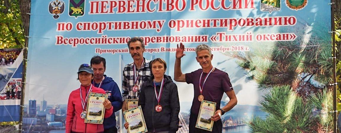 Спортивный туризм и ориентирование на Камчатке